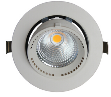 40W LED COB  downlights